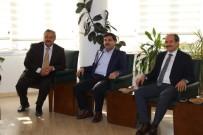 Yerel Yönetimler Genel Başkan Yardımcısı Koca, Başkan Uysal'ı Ziyaret