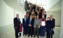 YEKTA SARAÇ - YÖK'ten Uşak Üniversitesi'ne 1. Sıradan Yerleşen Öğrencilere Başarı Belgesi