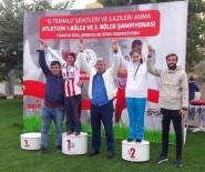 BRONZ MADALYA - ZİÇEV'in Özel Sporcularından Büyük Başarı
