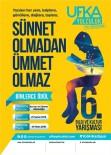 ÜMMET - 6'Ncı Ufka Yolculuk Bilgi Kültür Yarışması'nda Kayıtlar Başladı