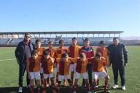 KAFKAS ÜNİVERSİTESİ - Ağrılı Minik Futbolcuların Gomis Sevgisi