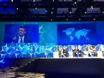 ÜRDÜN - AGÜ Rektör Yardımcısı Prof. Dr. Yusuf Baran Dünya Bilim Forumu'nda Konuşma Yaptı