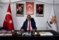 FARUK ÖZLÜ - AK Parti İlçe Başkanı Bedir Yeni'den Teşekkür
