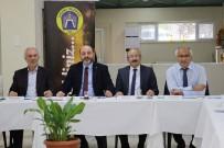 GÖBEL - AK Partili Başkanlar Tavşanlı Göbel'de Buluştu
