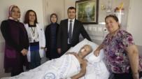 PSİKOLOJİK DESTEK - Alaşehir'de Hastalar Palyatif Bakım Desteğiyle Moral Buluyor