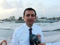 BEYMELEK - Antalya'daki Fırtına Ve Hortum