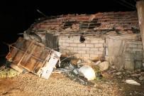 DOLU YAĞIŞI - Antalya'yı Hortum Vurdu Açıklaması 31 Yaralı