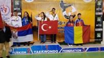 BRONZ MADALYA - Aydınlı Nurullah Can Uçak, Balkan Şampiyonu Oldu