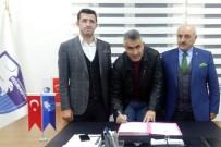 ERZURUMSPOR KULÜBÜ - B.B.Erzurumspor, Mehmet Altıparmak İle Sezon Sonuna Kadar Sözleşme İmzaladı