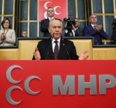 BESTLER DERELER - Bahçeli Açıklaması 'HDP, PKK Ve FETÖ'nün Yörüngesine Giren CHP'nin Atatürk Adını Anmaya Ne Yüzü Ne De Hakkı Kalmıştır'