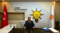 FARUK ÖZLÜ - Bakan Özlü Hafta Sonu Karabük'te