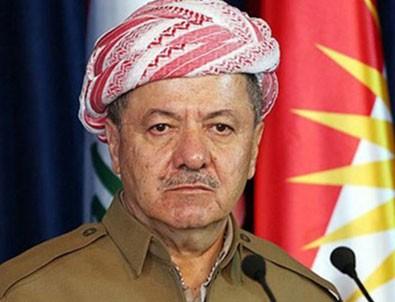 Barzani'den geri adım