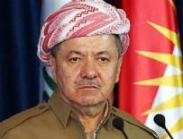 MESUD BARZANI - Barzani'den geri adım