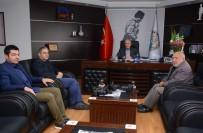 MERAL AKŞENER - Başkan Acar Açıklaması 'İYİ Parti 21 Ay Önce Dinar'dan Yola Çıktı'
