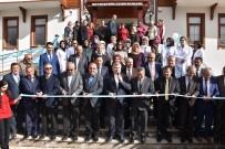 YÜZME HAVUZU - Başkan Akyürek, Seydişehir Şehir Konağı'nın Açılışını Yaptı