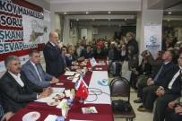 YÜCEL ÇELİKBİLEK - Başkan Çelikbilek Açıklaması 'Yerinde Dönüşümle Beykozlu Beykoz'da Kalacak'