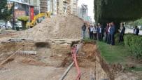 HÜSEYIN SÖZLÜ - Başkan Sözlü'den Alparslan Türkeş Bulvarı'nda Yerinde İnceleme