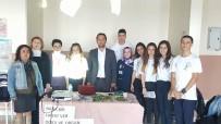 ORGAN BAĞıŞı - Burhaniye'de Üniversiteliler Organ Bağışında Bulundu
