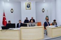 ŞAHIN ÖZER - Büyükşehir Belediyesi Meclisi Kasım Ayı Toplantılarına Devam Ediyor