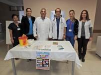 KARAKAYA - Çeşme Devlet Hastanesi'nde Diyabeti Anlattılar