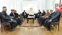 CUMHURİYET HALK PARTİSİ - CHP'den Battalgazi Belediyesine Hayırlı Olsun Ziyareti