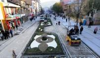 LALE SOĞANI - Cumhuriyet Caddesi Göz Kamaştırıyor
