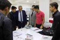 MİMAR SİNAN - Demirkol, Öğrencilerle Bir Araya Geldi