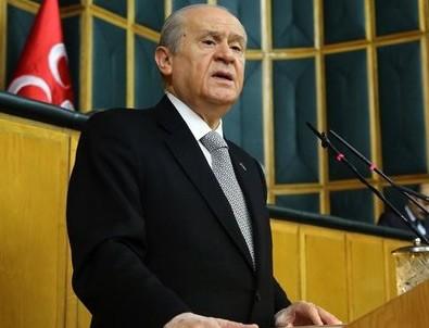 Devlet Bahçeli: 2019'a kadar Ak Parti ile mücadele edeceğiz