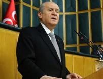 MHP - Devlet Bahçeli: 2019'a kadar Ak Parti ile mücadele edeceğiz