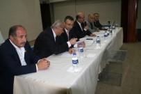 PLAN VE BÜTÇE KOMİSYONU - Devrek'te Birlik Meclis Toplantısı Düzenlendi