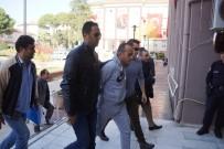 GIRNE - Emniyet Amirinin Aracını Yakan Kundakçı Tutuklandı