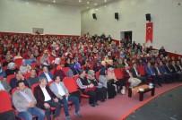 NEVZAT TARHAN - Fatsa'da 'Duyguların Yönetimi' Konferansı
