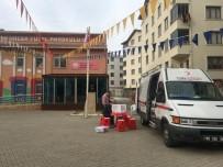 KAN BAĞıŞı - Fatsa'da Öğrenci Ve Velilerden Kan Bağışı