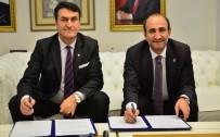 İMAR PLANI - Gökdere'De Yeni İmar Planı İçin Belediyelerden İş Birliği