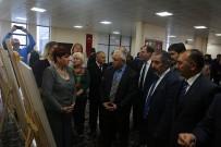 YÜKSEK LISANS - Gürcistan Kutaisi Devlet Müzesi Sergi Açılışına Yoğun İlgi