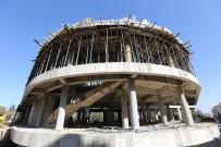 FATMA ŞAHIN - Güvenlevler'deki Eğitim Ve Sanat Merkezi İnşaatı Hızla Yükseliyor