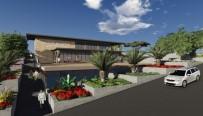 YÜZME - Haliliye'de Yarı Olimpik Yüzme Havuzu Yükseliyor