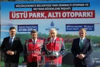MEVLÜT UYSAL - İBB Başkanı Mevlüt Uysal, Havaray Projesi'nin İptal Edildiğini Açıkladı