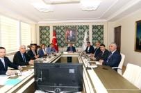ADIYAMAN VALİLİĞİ - İKA Yönetim Kurulu Adıyaman'da Toplandı