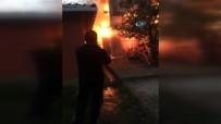 SUDAN - İstanbul'da Korkutan Yangın Açıklaması Patlama Oldu