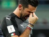 İSVEÇ - İtalya, Dünya Kupası'na gidemiyor