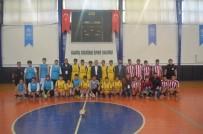 MASA TENİSİ - Kahta İlçesinde Okul Sporları Müsabakaları Başladı