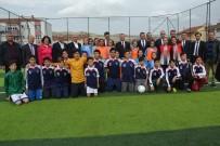 ABDÜLKADIR DEMIR - Karahallılar Ortaokuluna Spor Tesisleri Yapıldı