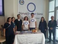 MUSTAFA DINÇ - Kırklareli'nde 'Dünya Diyabet Günü' Nedeniyle Etkinlikler Düzenlendi