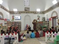 OYUNCAK KÜTÜPHANESİ - Kütüphanelerde Çocuk Sesleri