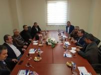 NEMRUT - KYK İl Müdürleri Adıyaman'da Bir Araya Geldi