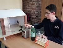 GÜBRE - Lise öğrencisi zehirli gazı temizleyen cihaz geliştirdi