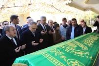 ALİ HAMZA PEHLİVAN - Maliye Bakanı Naci Ağbal, Amcasının Cenaze Törenine Katıldı