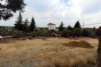 ŞÜKRÜ SÖZEN - Manavgat Hacıobası'na Yeni Park