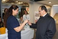 SOSYAL BELEDİYECİLİK - Manisa Büyükşehir Belediyesinden Vatandaşlara Diyabet Testi